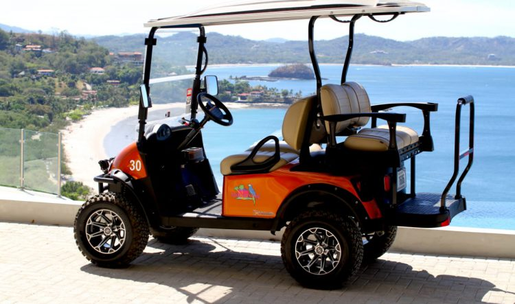 Concierge Golf Cart Rental